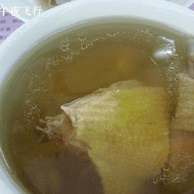 滋补的鸽子汤