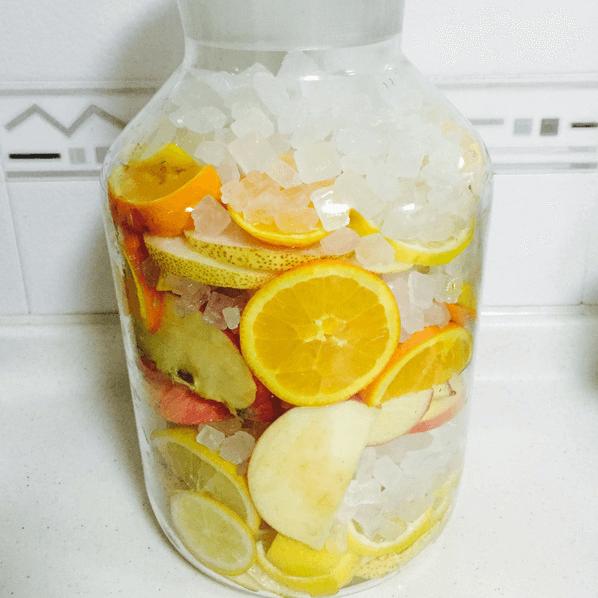 【首发】水果酵素