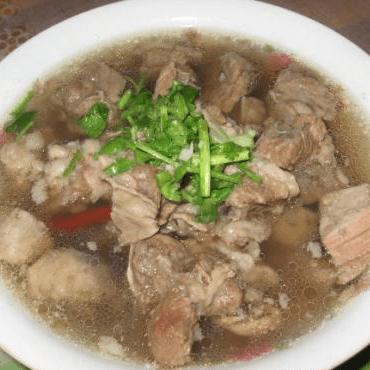 家常菜清炖牛肉