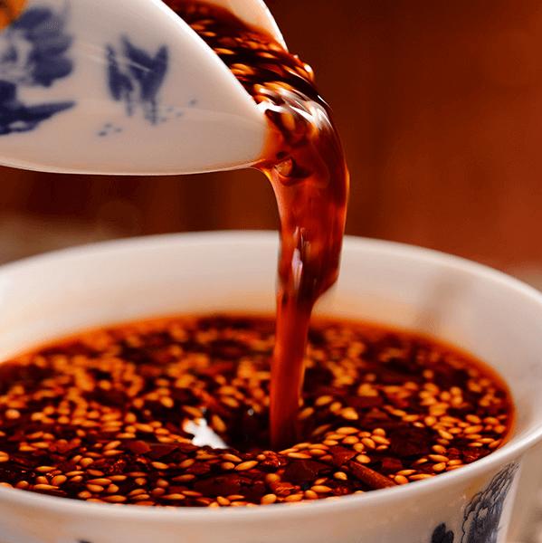 喷香的辣椒油