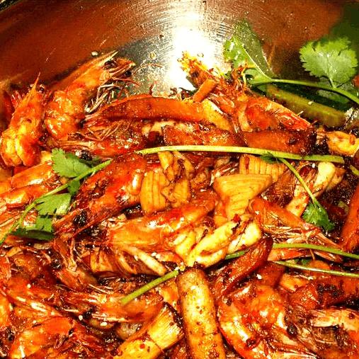 最爱干锅香辣虾