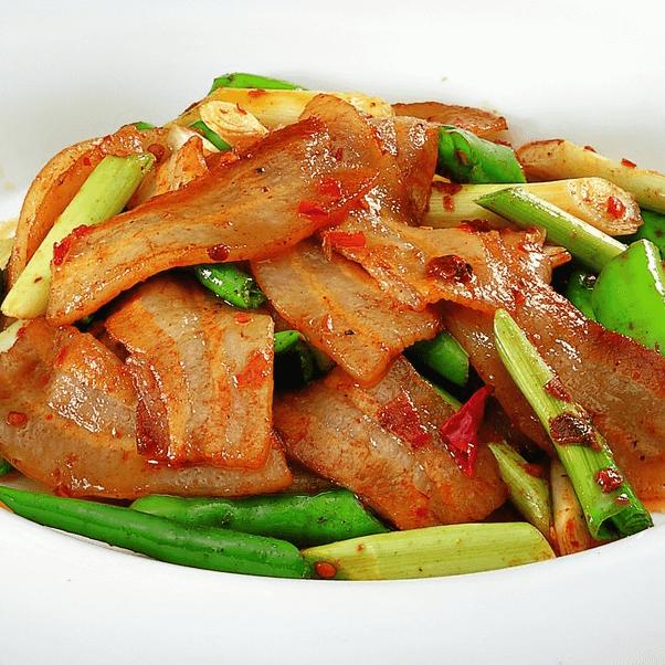 美味的家常小炒肉