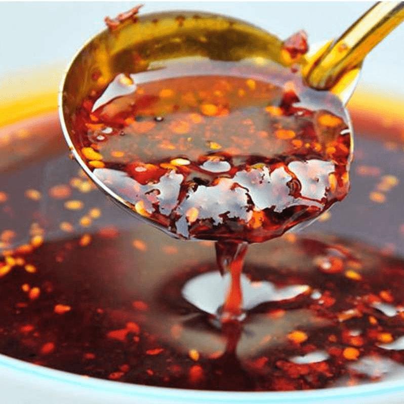 妈妈做的辣椒油