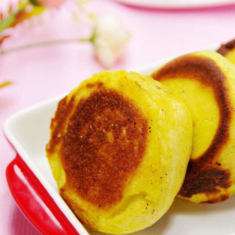 早餐之玉米面饼子