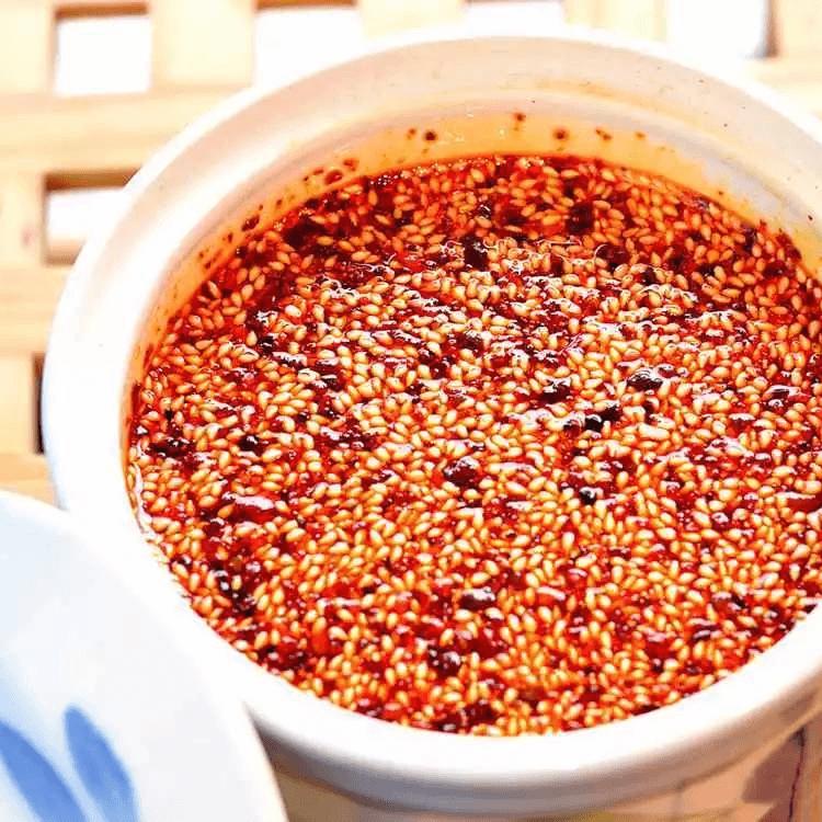 自己做的辣椒油