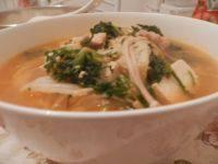 色味俱佳的韩式大酱汤