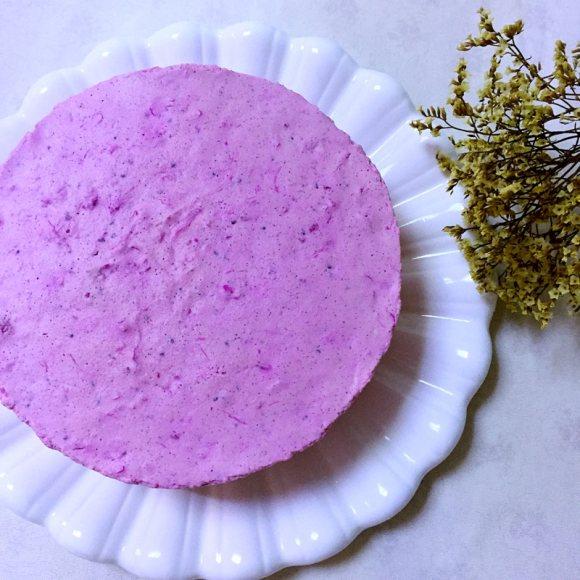 酸奶火龙果奶油慕斯