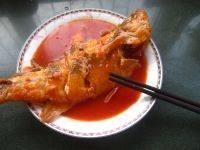 浓香的茄汁鲈鱼