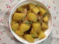 家常菜红烧土豆