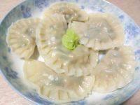 家常的白菜猪肉饺子