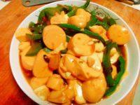 家常的红烧日本豆腐