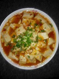 美味晚餐之烧豆腐