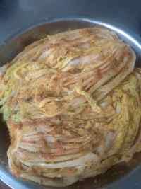简易的韩国泡菜
