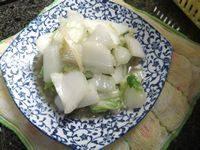 甘脆的清炒白菜