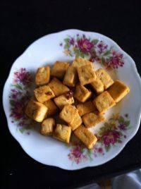 一个人的五香豆腐干