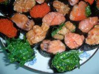 秘制海鲜寿司