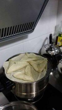 中式主食糖三角