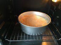 自己做的红糖红枣戚风蛋糕