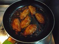 美味的蒜香鸡翅