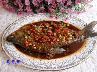 干烧鲳鱼(家庭版)