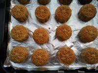 家庭版五仁月饼