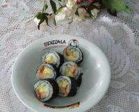 外婆做的寿司卷