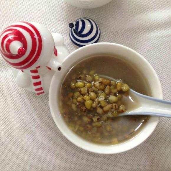 我的绿豆汤