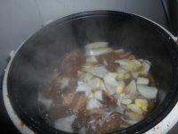 家常菜干豆角炖排骨