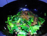 健康小白菜炖粉条