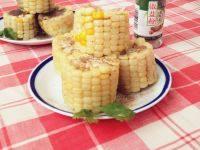 可口的椒盐玉米