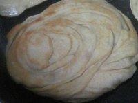 软嫩的盘丝饼