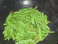 色香味具全的炒四季豆