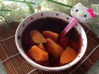 自制红薯糖水