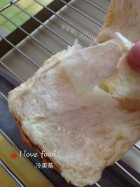 特下饭的北海道面包