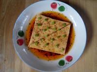 家常菜香辣豆腐皮