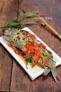 DIY-清蒸鲤鱼