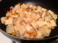 家常菜什锦豆腐