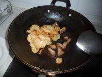 家常菜干锅土豆