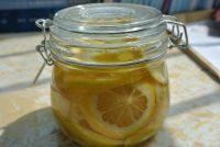 简单版柠檬蜂蜜
