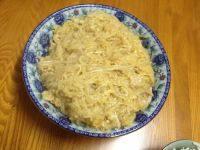 家常菜酸菜炒粉