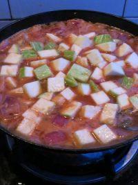 秘制韩式大酱汤