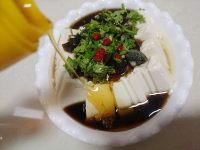 家常菜皮蛋拌豆腐