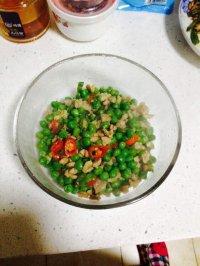 家常菜青豆炒肉