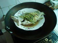 【DIY美食】清蒸鳜鱼