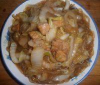 【家有大厨】猪肉白菜炖粉条