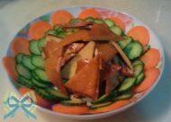 在家做的卤豆腐干