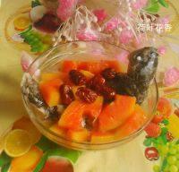滋补的红枣鲫鱼木瓜汤