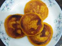 自制香煎南瓜饼
