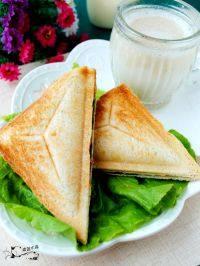 外婆做的三明治