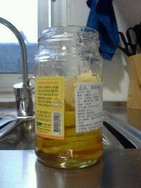 让人怀念的柠檬蜂蜜